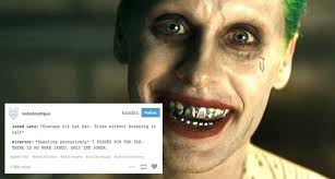 "Jared Leto's ""Crazy"" Joker Is 2016's Best Meme - PopBuzz via Relatably.com"