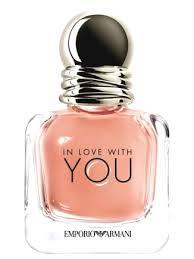 Купить <b>духи</b> Giorgio Armani Emporio In Love With You ...