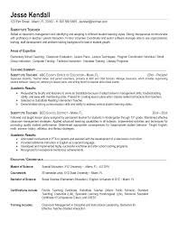 sample teacher resume special education resume examples educational resume example sample educational elementary teacher resume samples ontario examples of special education