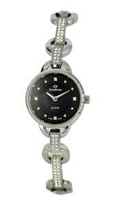 Наручные <b>часы EverSwiss</b> (ЭверСвисс) женские, <b>2789</b>-<b>LSB</b> - Slim ...