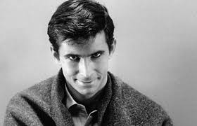 Norman Bates, our villain. I mean, if the creepiness factor wasn't through the roof, one could say he is mildly attractive… - norman-bates