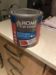 kitchen emulsion paint: kitchen and bathroom cherry emulsion paint