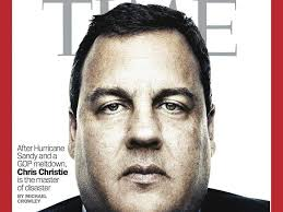 """Chris Christie Is On The Cover Of TIME As The 'Master Of Disaster'. Chris Christie Is On The Cover Of TIME As The 'Master Of Disaster'. """"The Boss."""" - chris-christie-is-on-the-cover-of-time-as-the-master-of-disaster"""