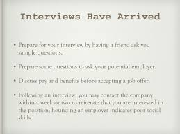 ode to a career life during college college opportunities interviews have arrived prepare for your interview by having a friend ask you sample questions