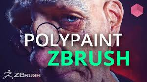 Polypaint a Head in ZBrush - <b>Color</b> Theory - YouTube