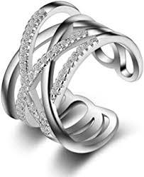 Platinum <b>Women's</b> Rings