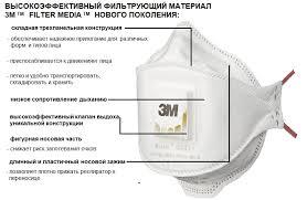 Фильтрующие полумаски серии <b>3М</b> - интернет-магазин Комус
