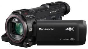 <b>Видеокамера Panasonic HC-VXF990</b> black 3840x2160 (фото ...