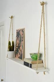 How To Make <b>Diy Hanging</b> Shelf The <b>Easy</b> Way | <b>Diy</b> home decor ...