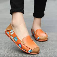22 colors loafers slip on women shoes candy color spring summer flats big size comfortable woman eu41 42 43