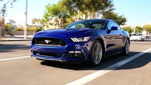 <b>2015 Ford Mustang</b> - Review and Road Test - YouTube