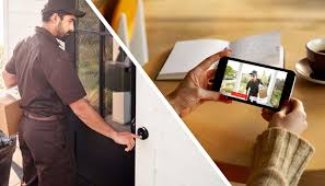 home security systems business alarm systems bay alarm doorbell