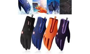 Up To 65% Off on <b>Winter</b> Gloves <b>Warm</b> Windproof ... | Groupon Goods