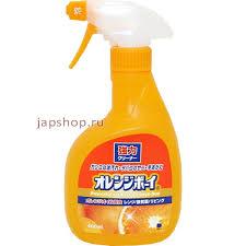 <b>Daiichi</b> ORANGE BOY, Многоцелевой <b>чистящий</b> гель-спрей с ...