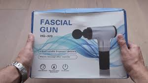 <b>Fascia Massage Gun</b> - YouTube