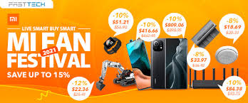 [Ended] XIAOMI Brand Clearance | <b>2021 Mi Fan Festival</b> Save Up To ...