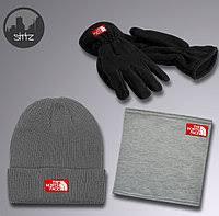 Комплекты <b>шарф</b>-<b>шапка</b>-перчатки The <b>North</b> Face в Украине ...