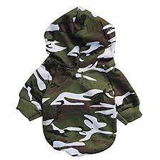 BEAUTYVAN, Puppy Pet Dog Clothes Sweatshirts ... - Amazon.com