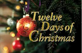 Image result for the 12 days of christmas