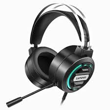 <b>Lenovo H401</b> Black <b>Gaming</b> Headphones Sale, Price & Reviews ...