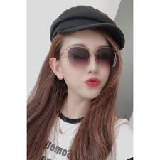 Korean Fashion <b>Wild</b> Little Bee <b>Sunglasses</b> Women New ...