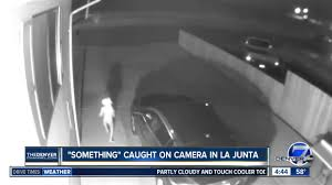 """Alien"" caught on camera in La Junta - YouTube"