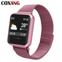 COXANG P70 <b>Smart Watch</b> For Men Blood Pressure Heart Rate...