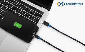 Cable Matters USB C to <b>Micro USB Cable</b> (<b>Micro</b> USB to USB-C
