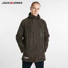Jack Jones <b>Autumn Winter</b> New <b>Men's</b> Reversible Hooded <b>Cotton</b> ...