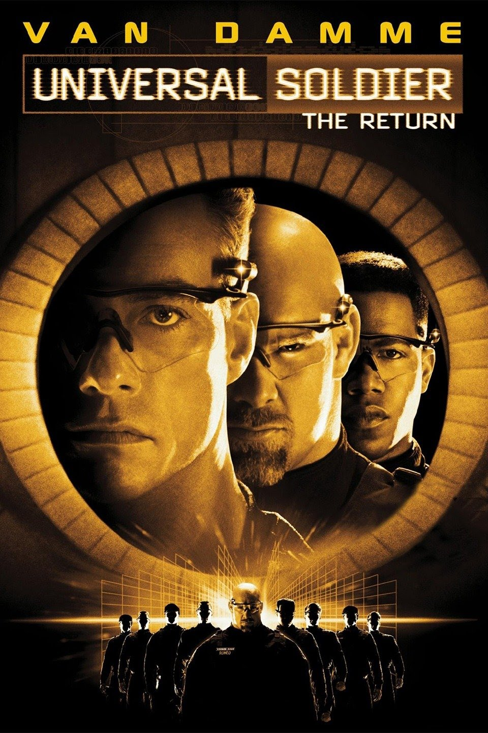 Universal Soldier: The Return (1999) Dual Audio {Hindi-English} 480p | 720p