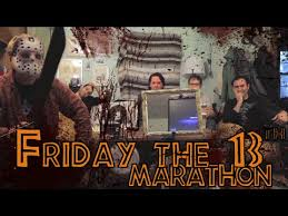 Friday the 13th Marathon Time-lapse (NIGHTMARATHON 3 ...