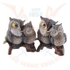 <b>2 pcs</b>. Set owls Love <b>Birds</b> [729-9434] : Joh. Vogler GmbH, Shop