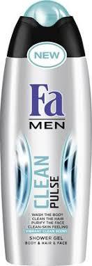 <b>Гель</b> для <b>душа FA Men</b> Clean Pulse, 250мл: оптовые цены в ...