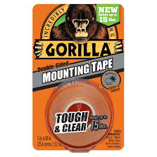<b>Double</b>-<b>Sided</b> Mounting <b>Tape</b> at Lowes.com