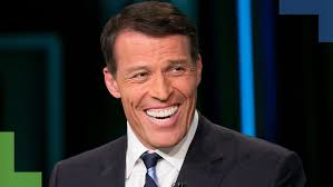 Tony <b>Robbins</b> says this is the secret to spark creative genius at work