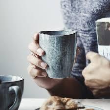 <b>NIMITIME</b> Japanese Style <b>Ceramic</b> Tea Cup Soup Couple Mug ...