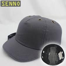 <b>Bump Cap Work Safety</b> Helmet ABS Inner shell Baseball Hat Style ...
