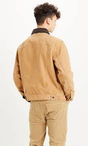 <b>Lined Trucker</b> Jacket - Multi-color | <b>Levi's</b>® CA