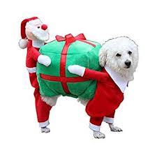 LEHOUR <b>Pet Dog Cat</b> Christmas Outfits <b>Clothes Dog</b> Fancy Dress ...