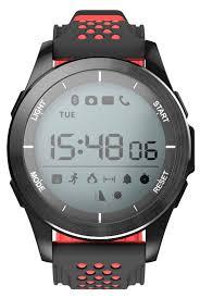 <b>Умные часы NO.1</b> F3 черно-красные - купить по цене 1290 руб. в ...