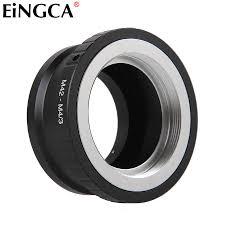 <b>M42 M4</b>/<b>3</b> Camera <b>Lens Adapter Ring</b> M42 Thread <b>Lens</b> to Micro M4 ...