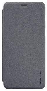 <b>Чехол</b>-<b>книжка Nillkin Sparkle для</b> Samsung Galaxy A8 (2018 ...