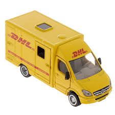 <b>Siku Почтовая машина</b> Mercedes Sprinter DHL — купить в ...