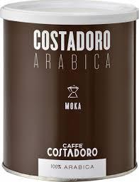 <b>Costadoro Arabica Moka кофе</b> молотый, 250 г — купить в ...