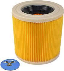 HQRP Cartridge Filter for <b>Karcher WD 3</b> / <b>WD3</b> series Wet & Dry Vac ...