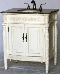 traditional style antique white bathroom:  inch bathroom vanity traditional style antique white quotwxquotdxquoth smxc