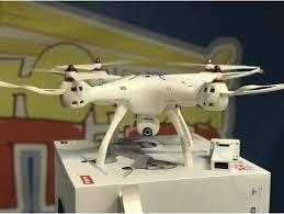 <b>Квадрокоптер Syma X8SW</b>-<b>D</b> с FPV трансляцией Wi-Fi, барометр ...