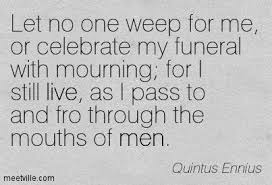 Images From Huey Newton's Funeral | Quintus Ennius: Let no one ...