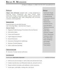 resume for internship example internship resume examples resume    resume  resume for internship example internship resume examples best resume format for internship