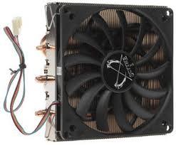 Купить <b>Кулер</b> для процессора <b>Scythe Shuriken</b> Rev. B [SCSK-1100 ...